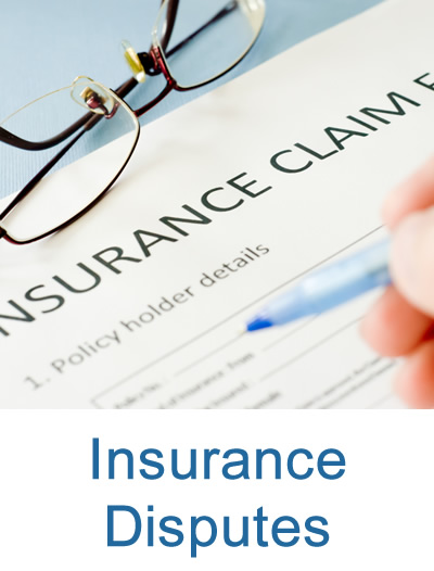 Attorney Tammy Bowles Raines can help you resolve issues with insurance companies.